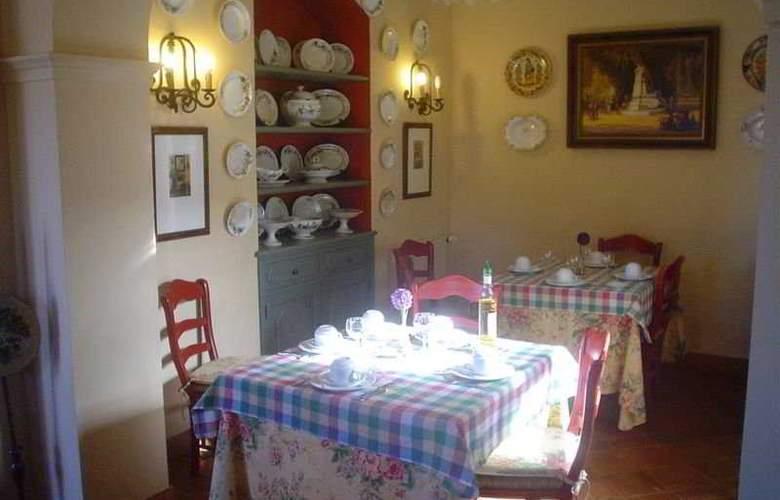 Hacienda de Oran - Restaurant - 6