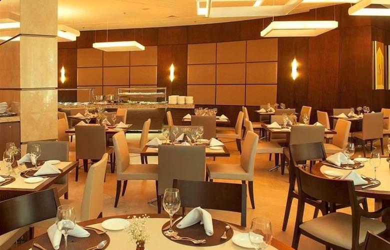 Mercure Apartments Belo Horizonte Lourdes - Restaurant - 57