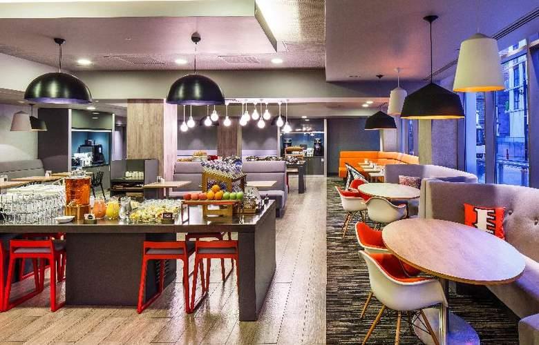 Ibis London City - Shoreditch - Restaurant - 10