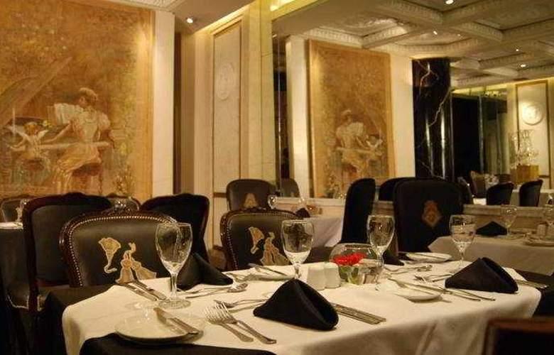 Unique Executive chateau - Restaurant - 8