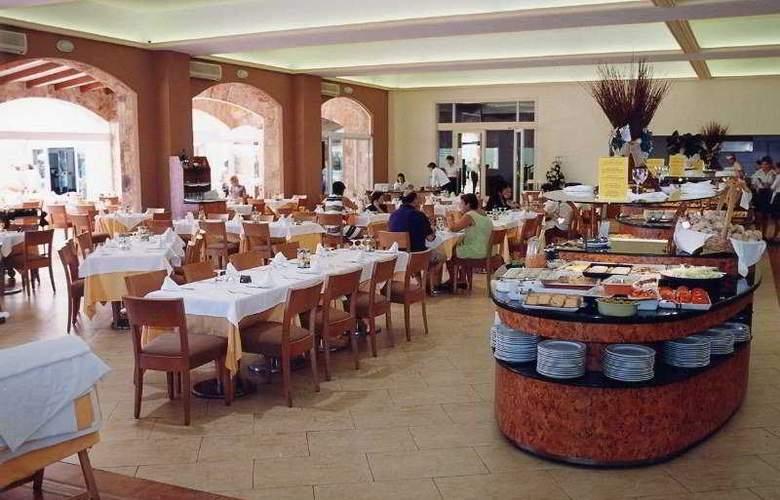 H Top Caleta Palace - Restaurant - 9