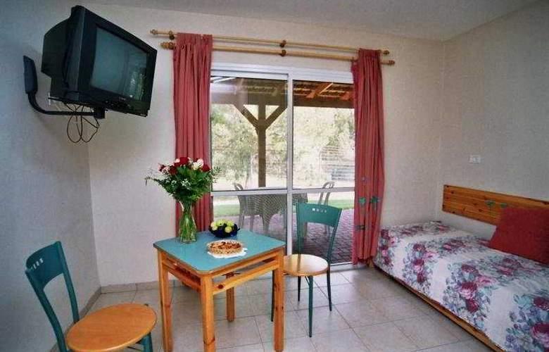 Kibbutz Country Lodging Shaar Hagolan - Room - 5
