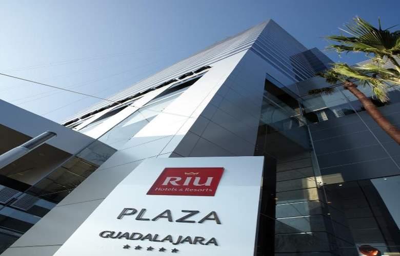Hotel Riu Plaza Guadalajara - Hotel - 8
