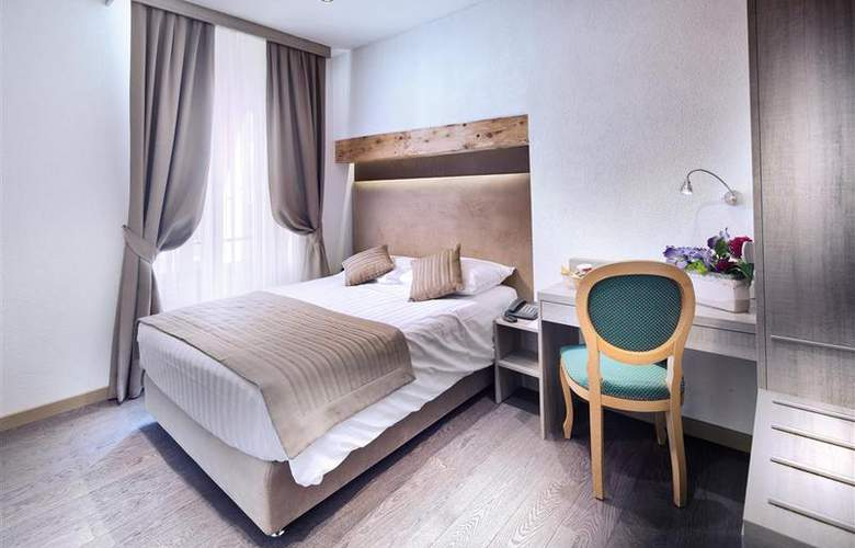 Best Western Strasbourg - Room - 15