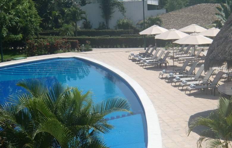 Villa Mercedes Palenque - Pool - 10