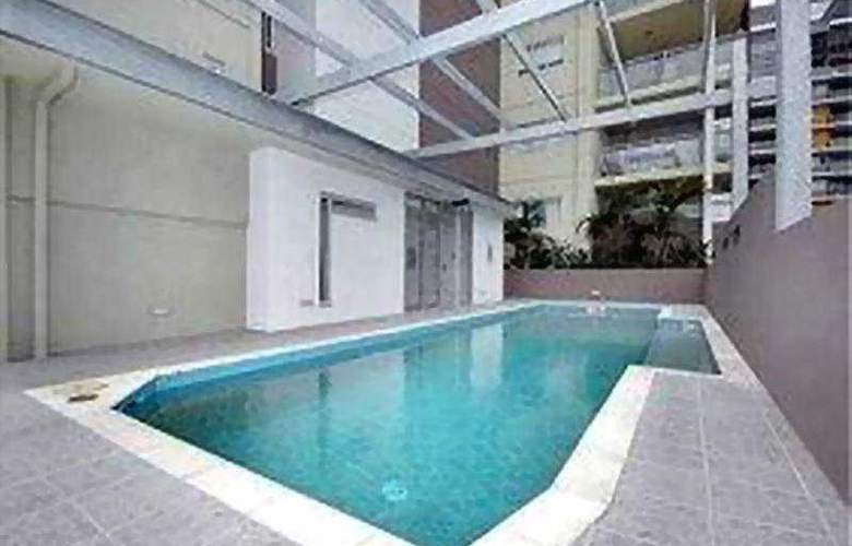 Oxygen Apartments - Pool - 5