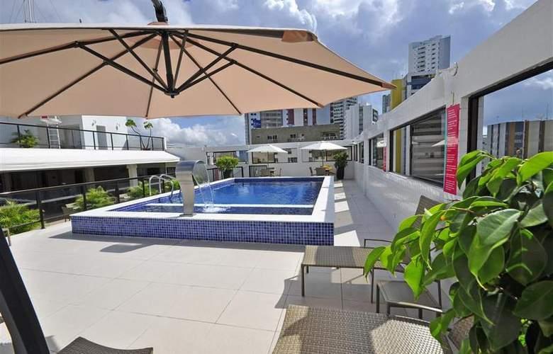 Manibu Recife - Pool - 40