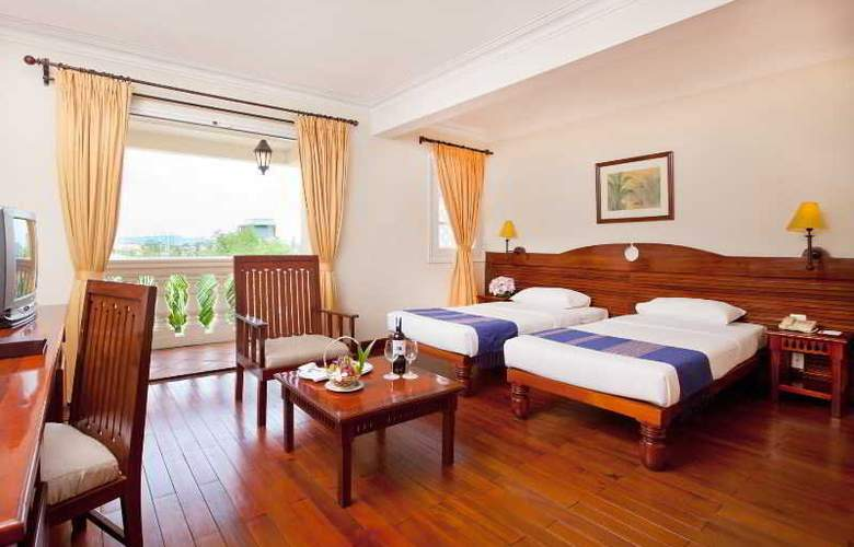 Victoria Chau Doc - Room - 10