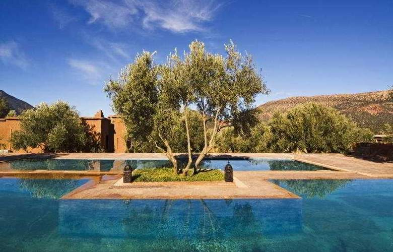 KSAR SHAMA, Atlas mountains - Pool - 4