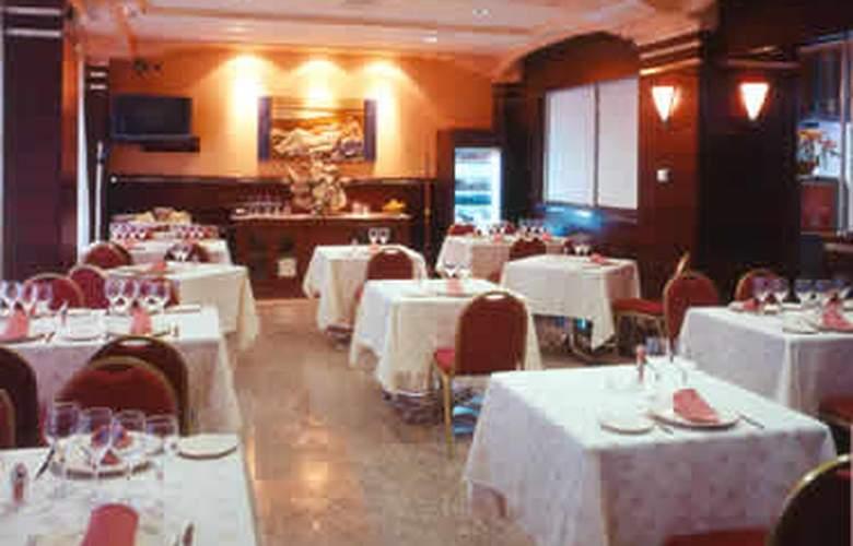Conde Ansurez - Restaurant - 5