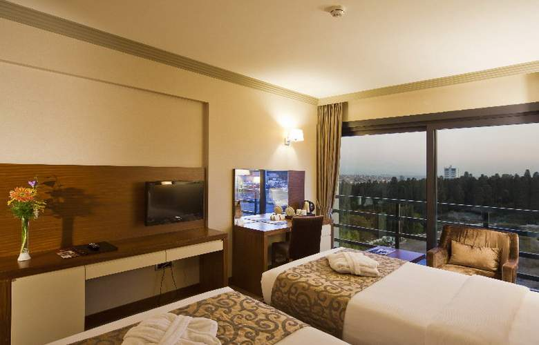 Volley Hotel Istanbul - Room - 2