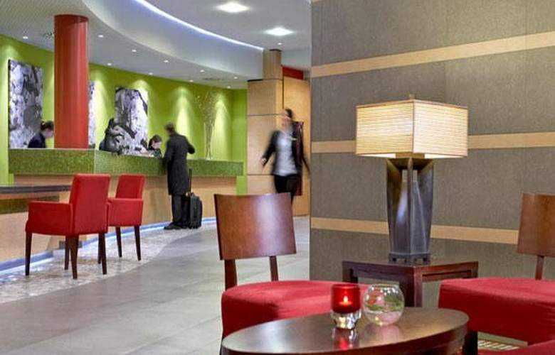Courtyard by Marriott Berlin City Center - General - 11