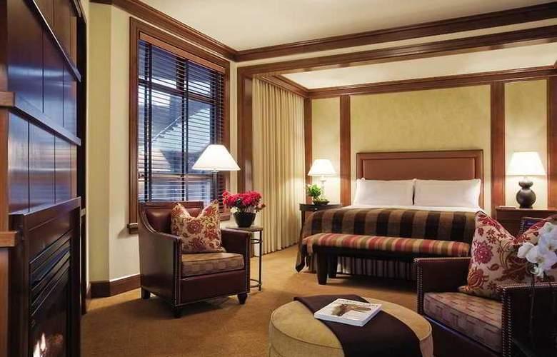Four Seasons Resort Whistler - Room - 2