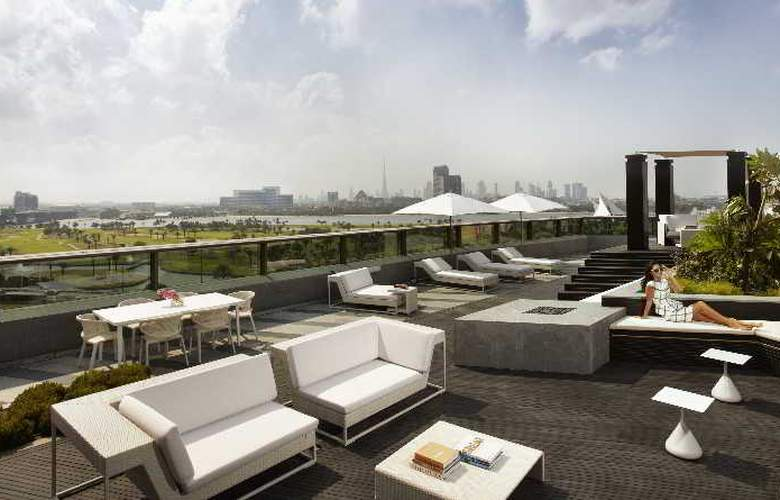 Jumeirah Creekside Hotel - Hotel - 3