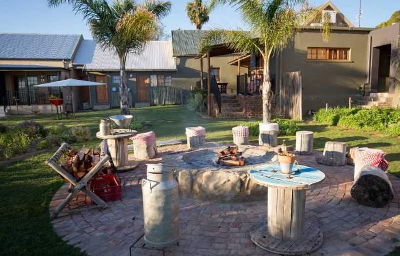 De Zeekoe Guest Farm - Hotel - 7