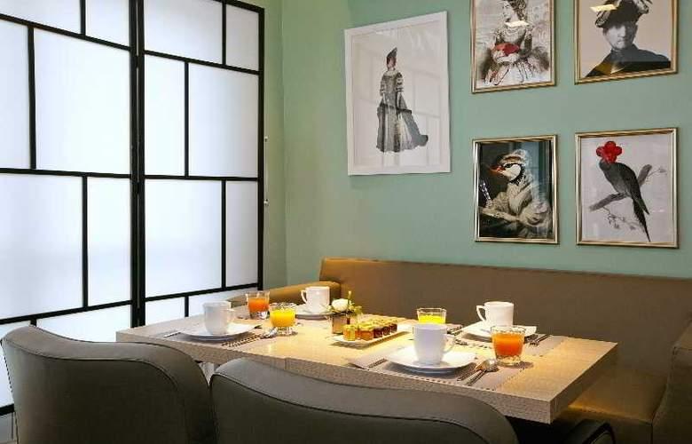 Residhome Roissy Park - Restaurant - 25