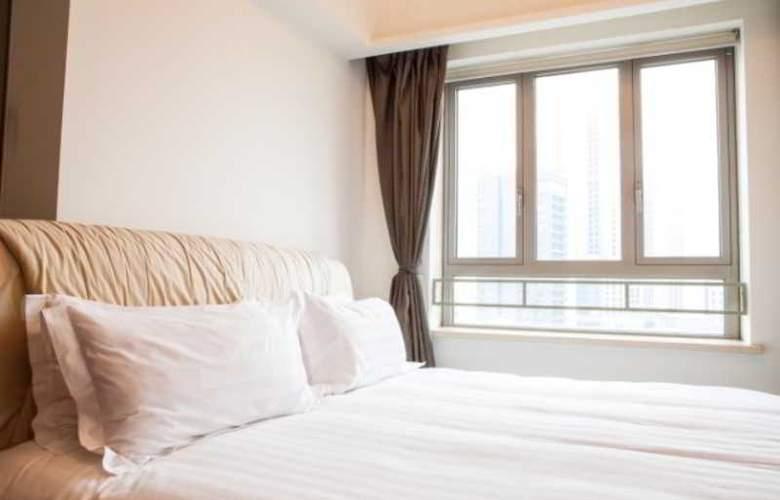 Yopark Serviced Apartment Jingan Four Season - Room - 10
