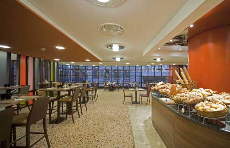 Mercure Budapest City Center - Restaurant - 9