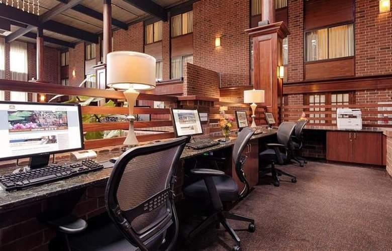 Best Western Premier The Central Hotel Harrisburg - Conference - 52