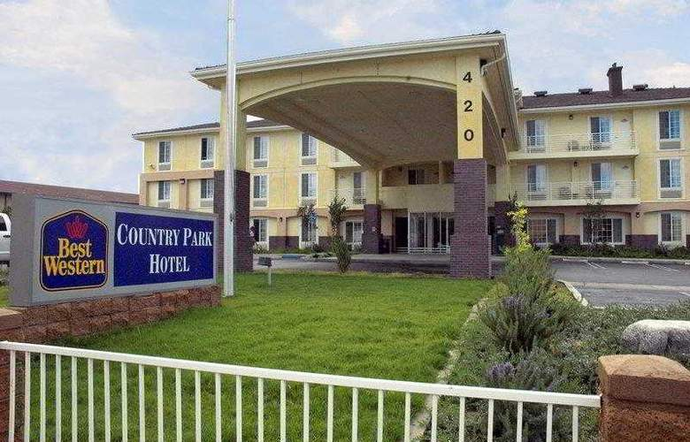 Best Western Country Park Hotel - Hotel - 1