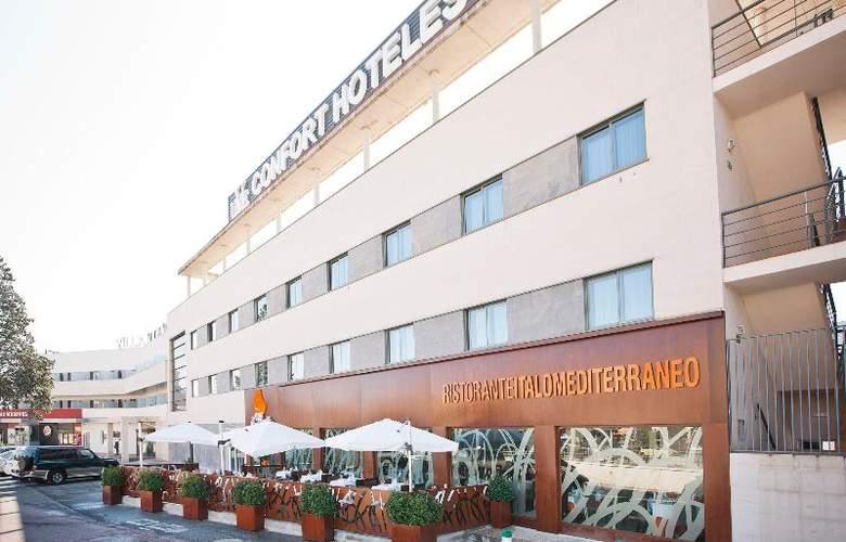 UVE Villa de Alcobendas - Hotel - 1