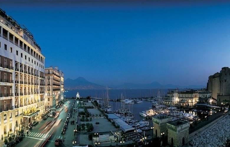 Grand Hotel Vesuvio Naples - Hotel - 1