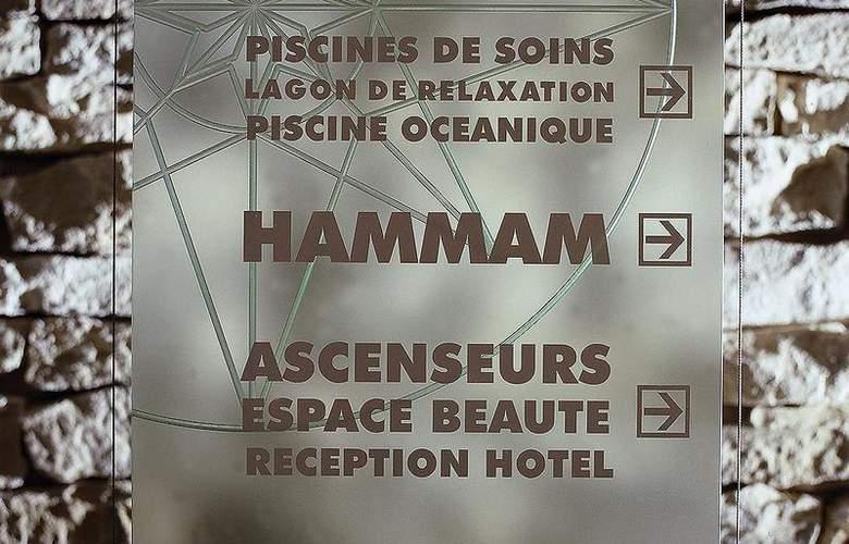 Sofitel Biarritz le Miramar Thalassa Sea & Spa - Hotel - 46