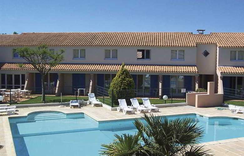 Royal Hotel Aigues Mortes - Pool - 3