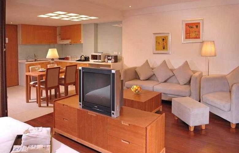 Gloria Plaza Kangqiao - Room - 2