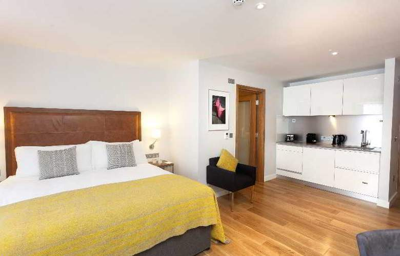 Premier Suites Dublin Ballsbridge - Room - 19