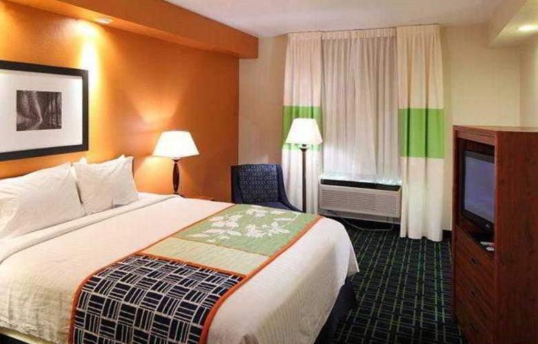 Fairfield Inn & Suites San Francisco San Carlos - Hotel - 7