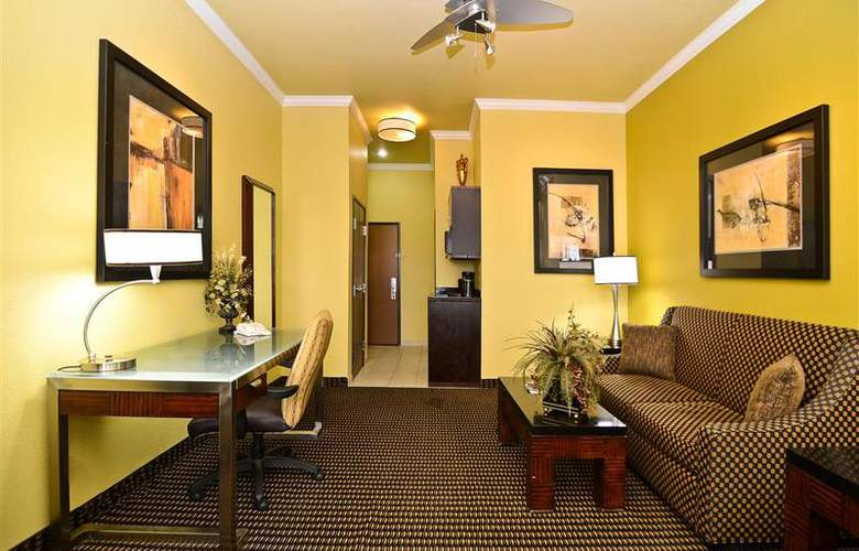 Best Western Plus Christopher Inn & Suites - Room - 162