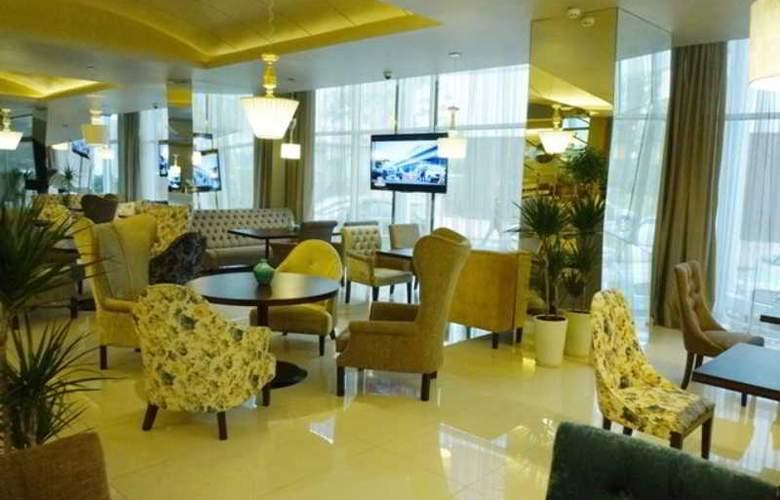 Atlantic Garden Resort - Restaurant - 22