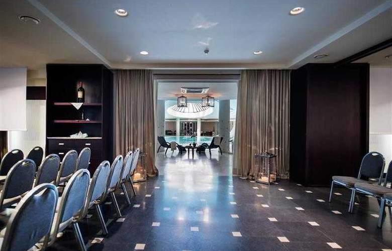 BEST WESTERN PREMIER Villa Fabiano Palace Hotel - Hotel - 68
