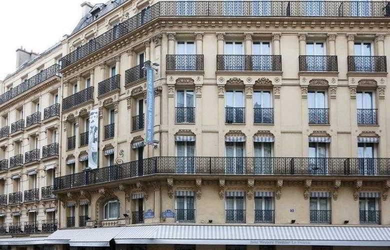 Best Western Hôtel Littéraire Premier Le Swann - Hotel - 50