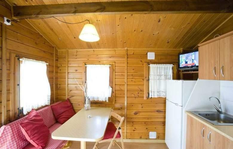 Berga Resort - The Mountain - Wellness center -SPA - Room - 5