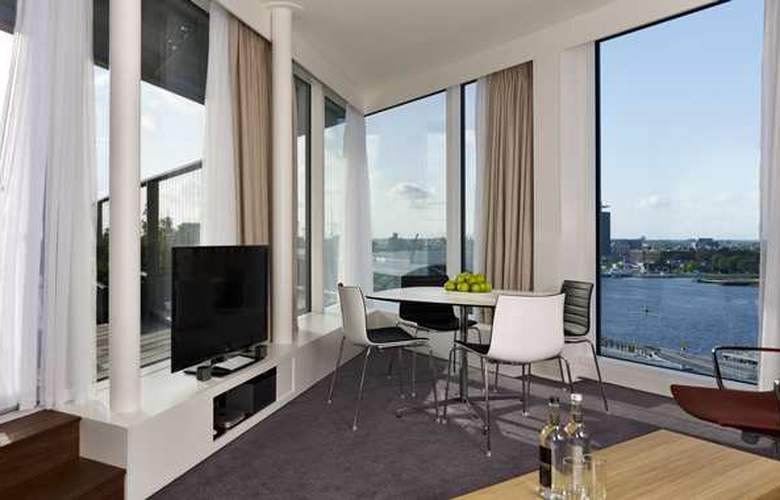 DoubleTree by Hilton Amsterdam Centraal Station - Room - 19