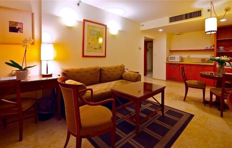 Metropolitan Suites - Room - 9