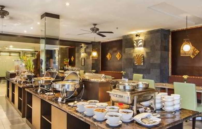 Grand Kuta Hotel and Residence - Restaurant - 17