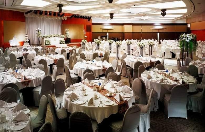 The Hotel Riviera - Restaurant - 6