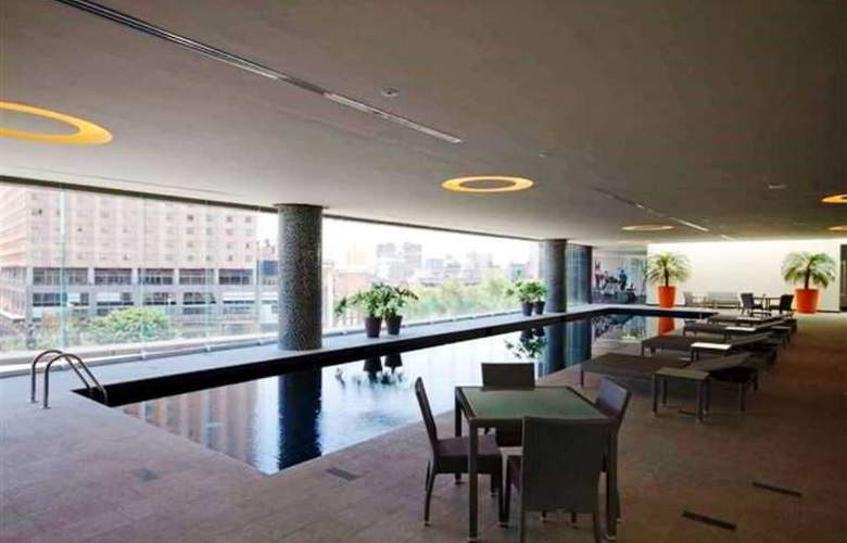 Plaza Suites Mexico City - Pool - 16