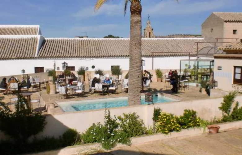 Hospederia del Monasterio - Terrace - 16
