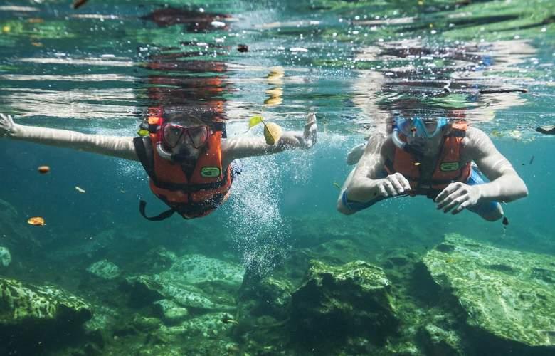 Sandos Caracol Eco Resort & Spa - Sport - 16