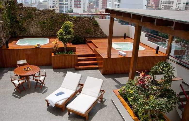 Estelar Apartamentos Bellavista - Terrace - 9
