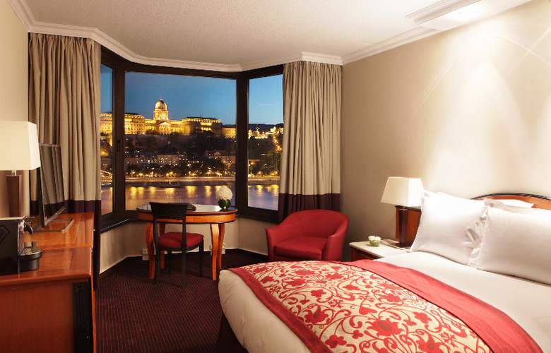 Sofitel Budapest Chain Bridge - Room - 8
