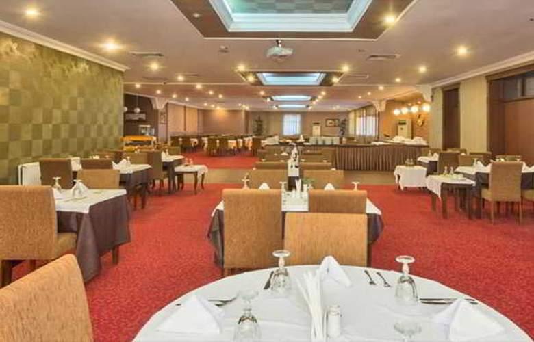 Asya Park Hotel - Restaurant - 2