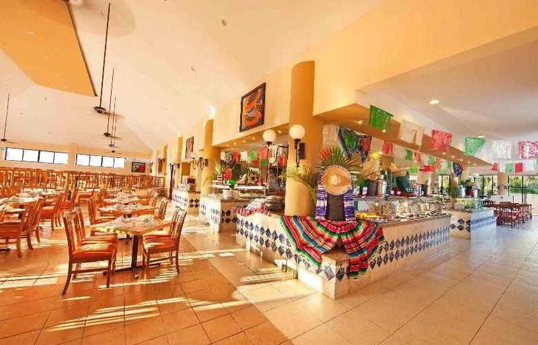 Viva Wyndham Maya All Inclusive - Restaurant - 16