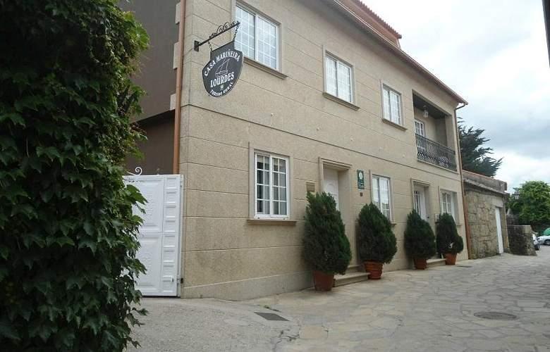 Casa Mariñeira Lourdes - Hotel - 0