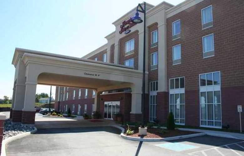 Hampton Inn Hotel & Suites - Hotel - 0