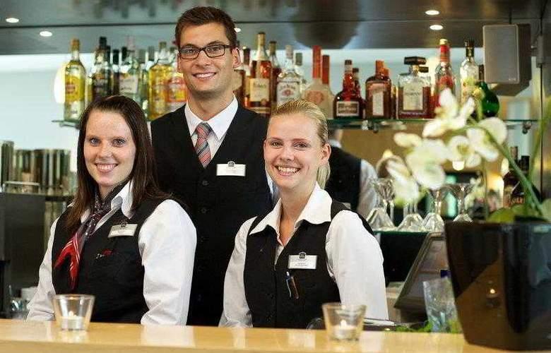 Best Western Hotel Am Schlosspark - Hotel - 12